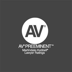 Caplan and Cobb Honored with AV Rating by Martindale-Hubbell