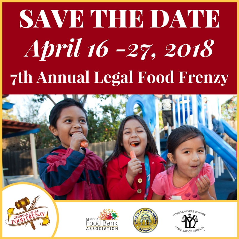 2018 Georgia Legal Food Frenzy